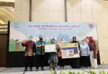 Wisata Alam Lirik Binaan Pertamina Raih Sertifikasi Ruang Bermain Ramah Anak (RBRA) dari Kementerian Pemberdayaan Perempuan dan Perlindungan Anak